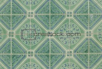 Portuguese glazed tiles 196