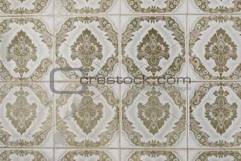 Portuguese glazed tiles 213