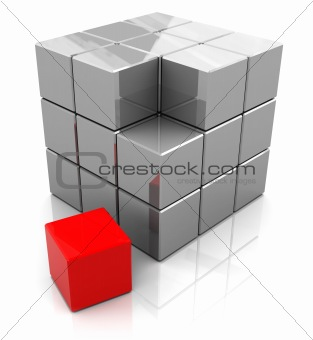 cube structure