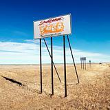 South Dakota sign.