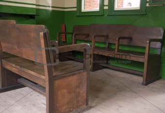 Old Station Waiting Room