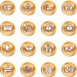 Internet or Computing Icon Set
