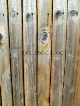 Close Up Of Wooden Fence 18