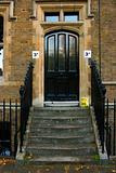 The door in the house