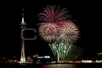 Celebration of New Year