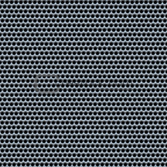 chrome mesh