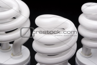 three bulb head