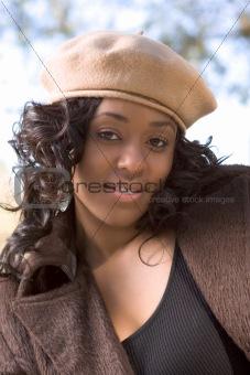 African-American girl
