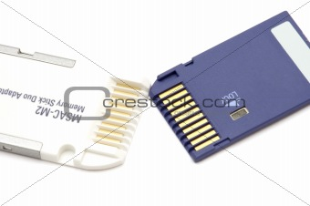 adapter for memory stick duo