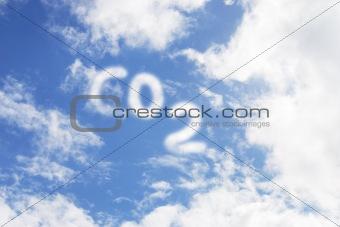 Carbon Dioxide symbol