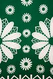 Vintage fabric detail.
