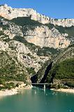 The Verdon Gorge