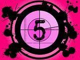Pink Film Countdown - At 5