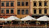 Warsaw Old City Rynek Square