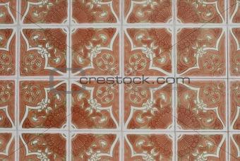 Portuguese glazed tiles 117