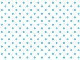 Vector Eps8  White Background with Blue Polka Dots