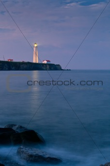 Cap-des-Rosiers Lighthouse 1