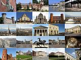 Turin collage