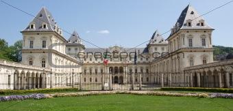 Castello del Valentino, Turin
