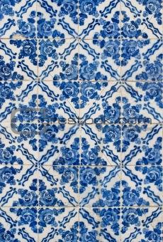 Portuguese glazed tiles 177