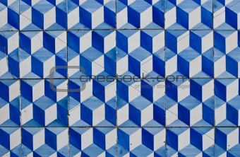 Portuguese glazed tiles 180
