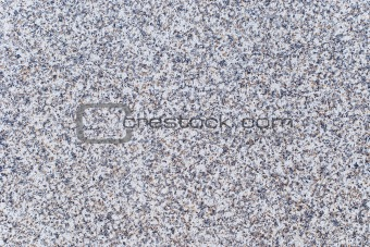 Close up granite surface