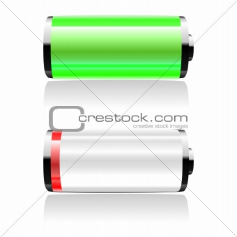 Vector batteries