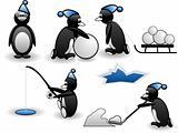 Vector penguins