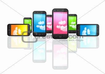 Mobiles - Smartphones