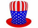 hat of the uncle sam