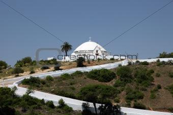 Santuario de Nossa Senhora da Piedade (Sovereign Mother's Sanctuary) , Algarve Portugal