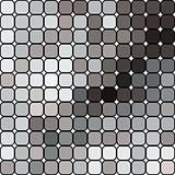Abstract squares seamless