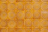 Portuguese glazed tiles 058