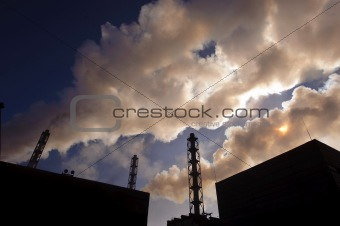 factory on enriching of iron-stone