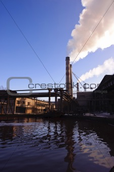 factory on enriching of iron-stone