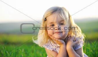 Little poser