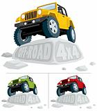 Off-Road 4x4