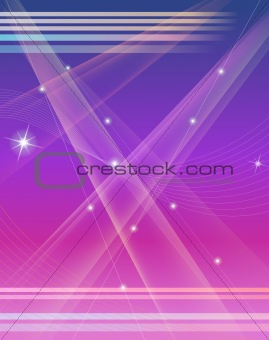 abstract disco light background