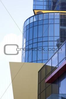 corporate building exterior