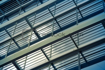 architectural details corporate building