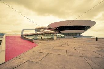 Niter—i Contemporary Art Museum Rio De Janeiro Brazil