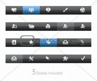Blog & Internet // Black Bar Series