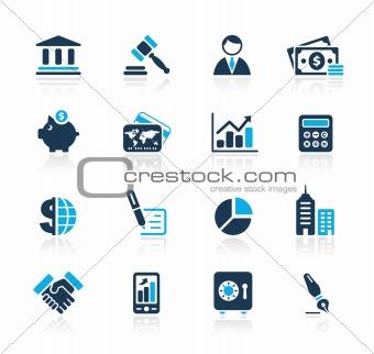 Business & Finance // Azure Series