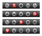 Business & Finance // Button Bar Series