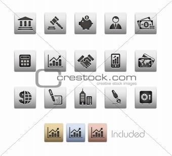 Business & Finance // Metallic Series