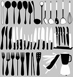 household objects set