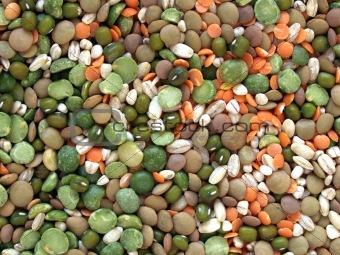 Beans salad