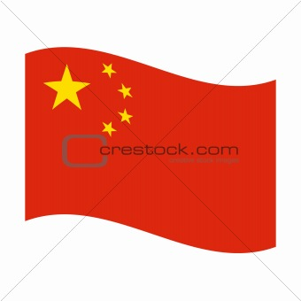 flag of people republic china