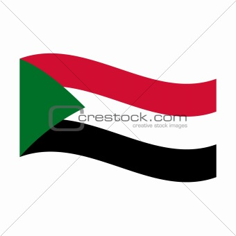 flag of sudan