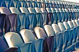 Retro Stadium Seats